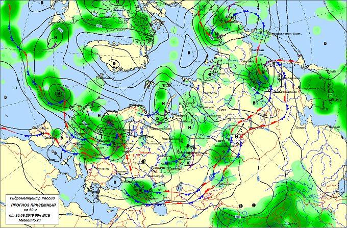 То в холод, то в жар: после холодов в Ярославскую область придет значительное потепление