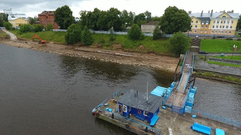 В Рыбинске изменят проект реконструкции набережной