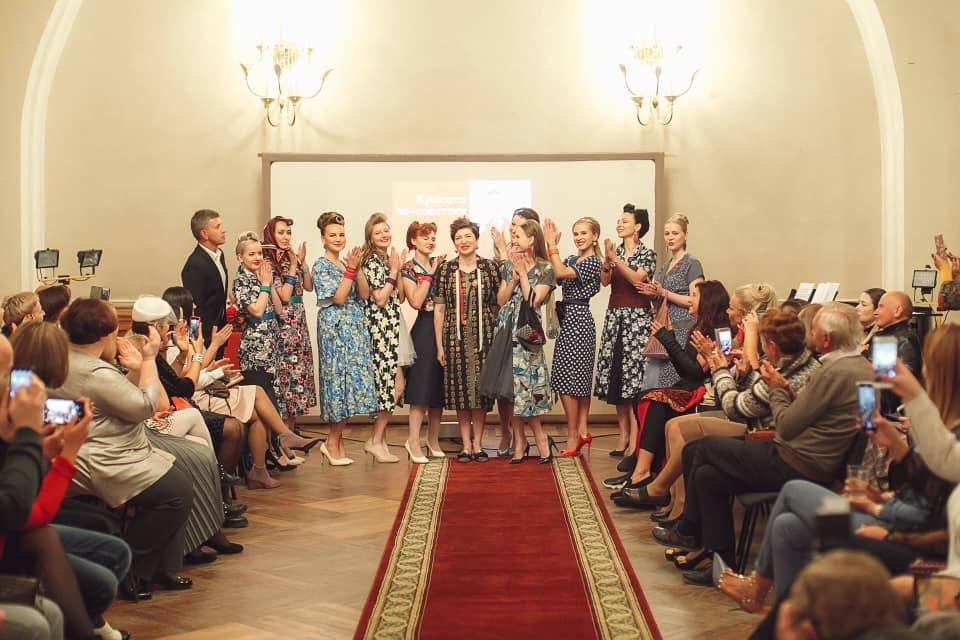 Красота по-советски. Ярославцам показали, что носили красавицы в СССР