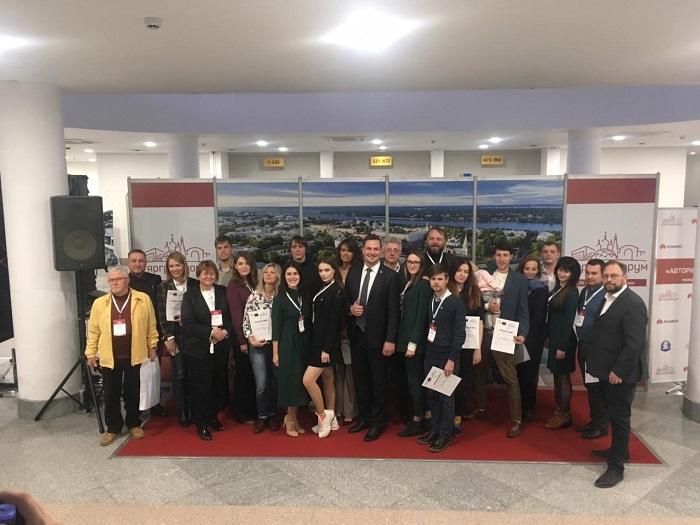 Лучшие архитекторы Центральной России обсуждали в Ярославле вопросы государственной градостроительной политики