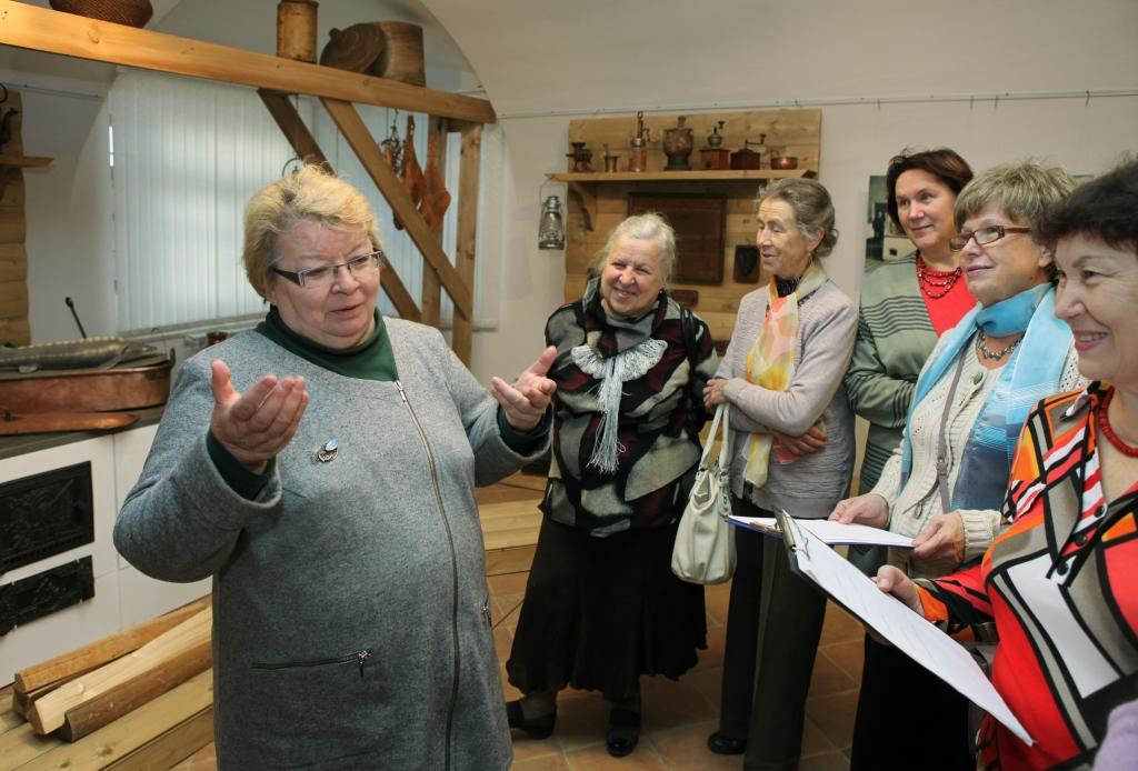 Пожилые люди смогут посетить ярославские музеи бесплатно