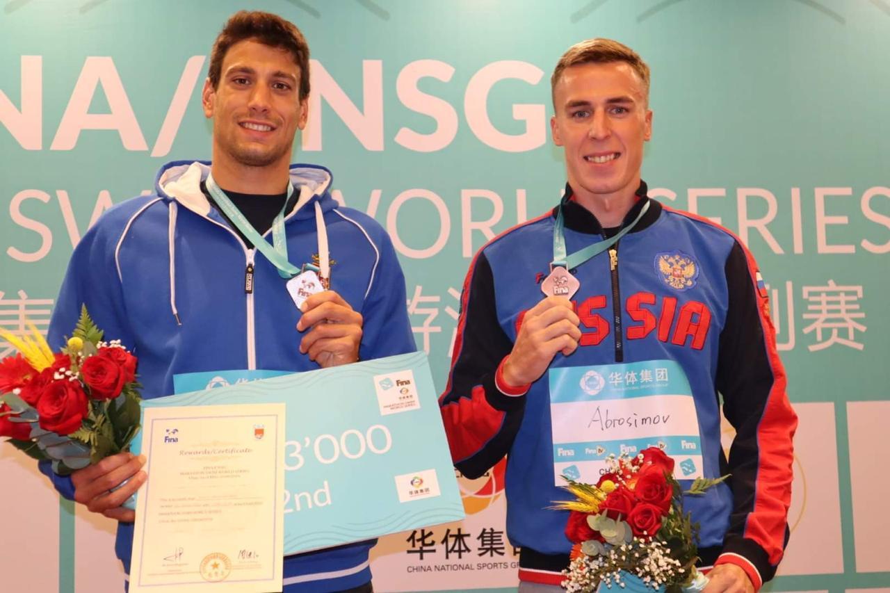 Ярославский пловец стал третьим в финальном заплыве Мировой серии