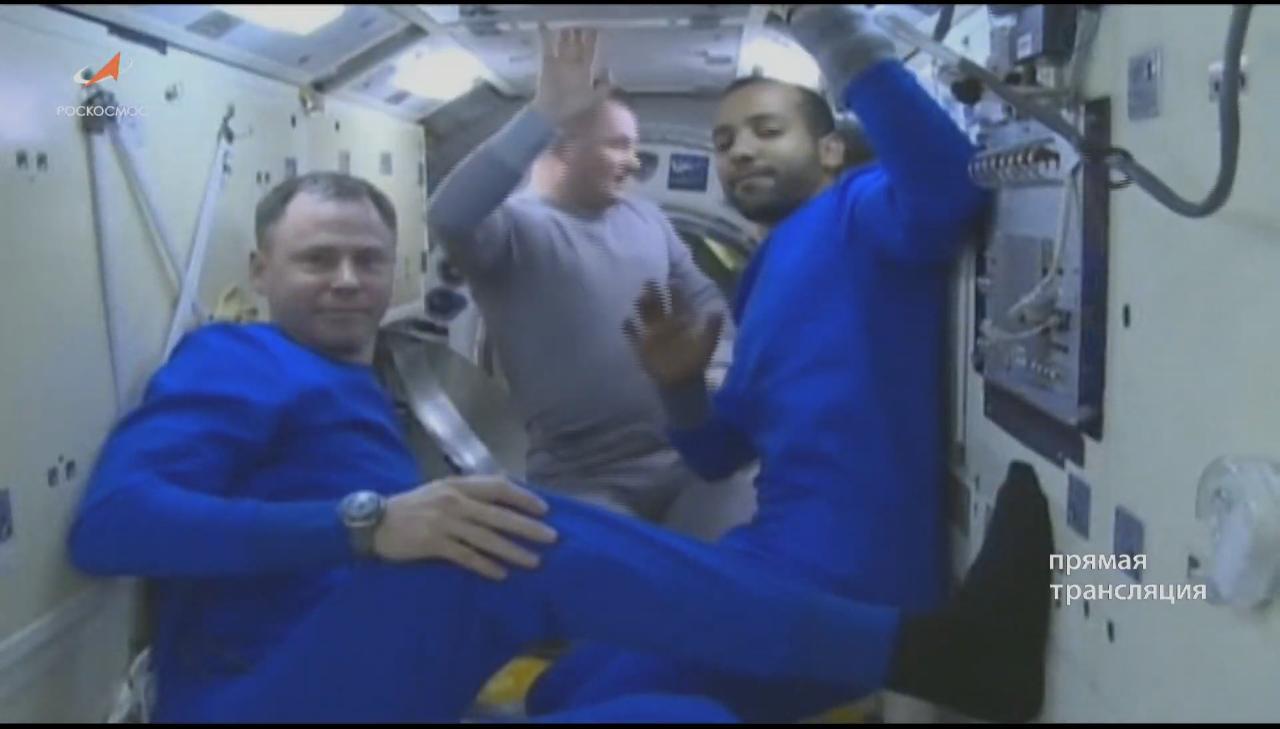 Рыбинский «бурлак» из космоса вернулся на Землю: видео