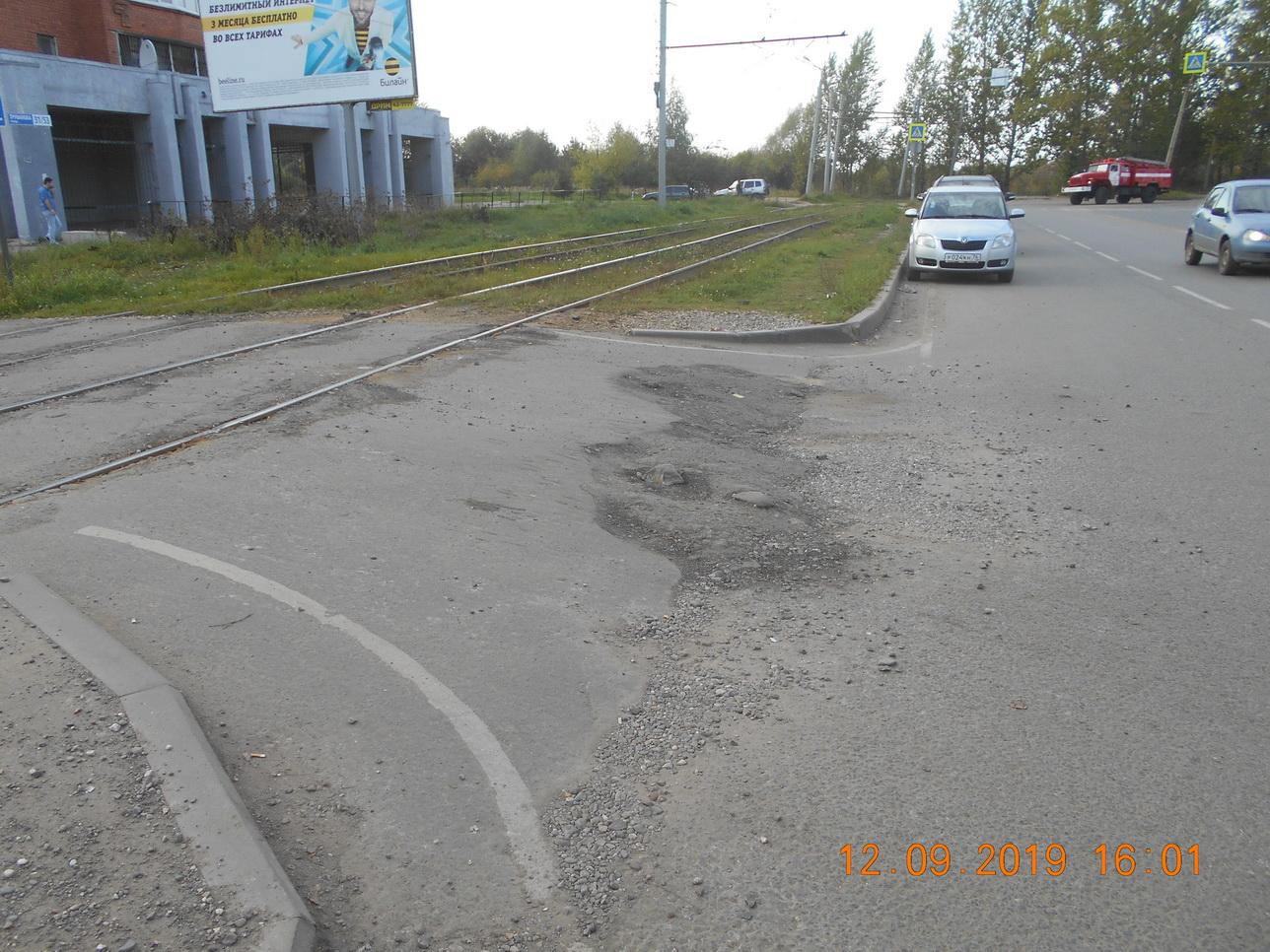 Прокуратура потребовала привести брагинские дороги в надлежащий вид