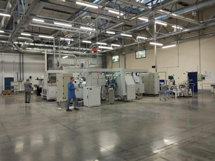 Дмитрий Миронов открыл новый завод в Ярославской области