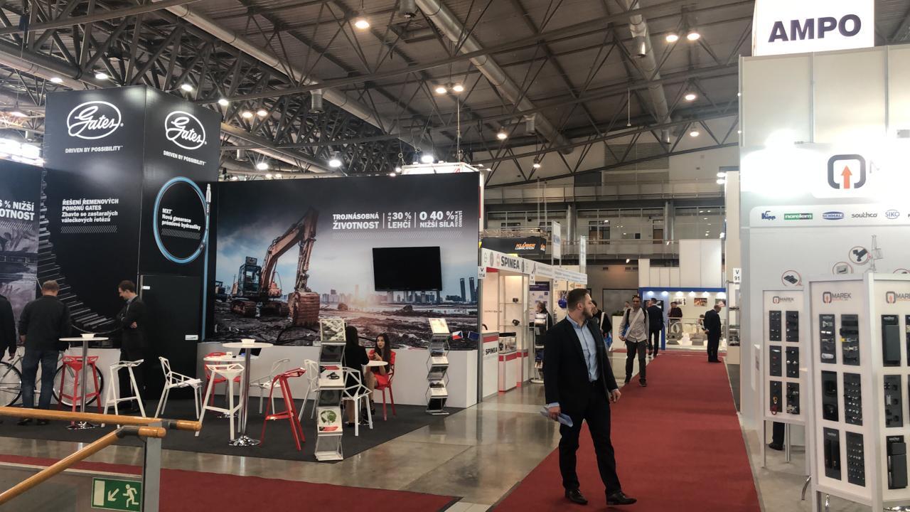 Промышленный потенциал Ярославской области представили на международной машиностроительной выставке в Чехии