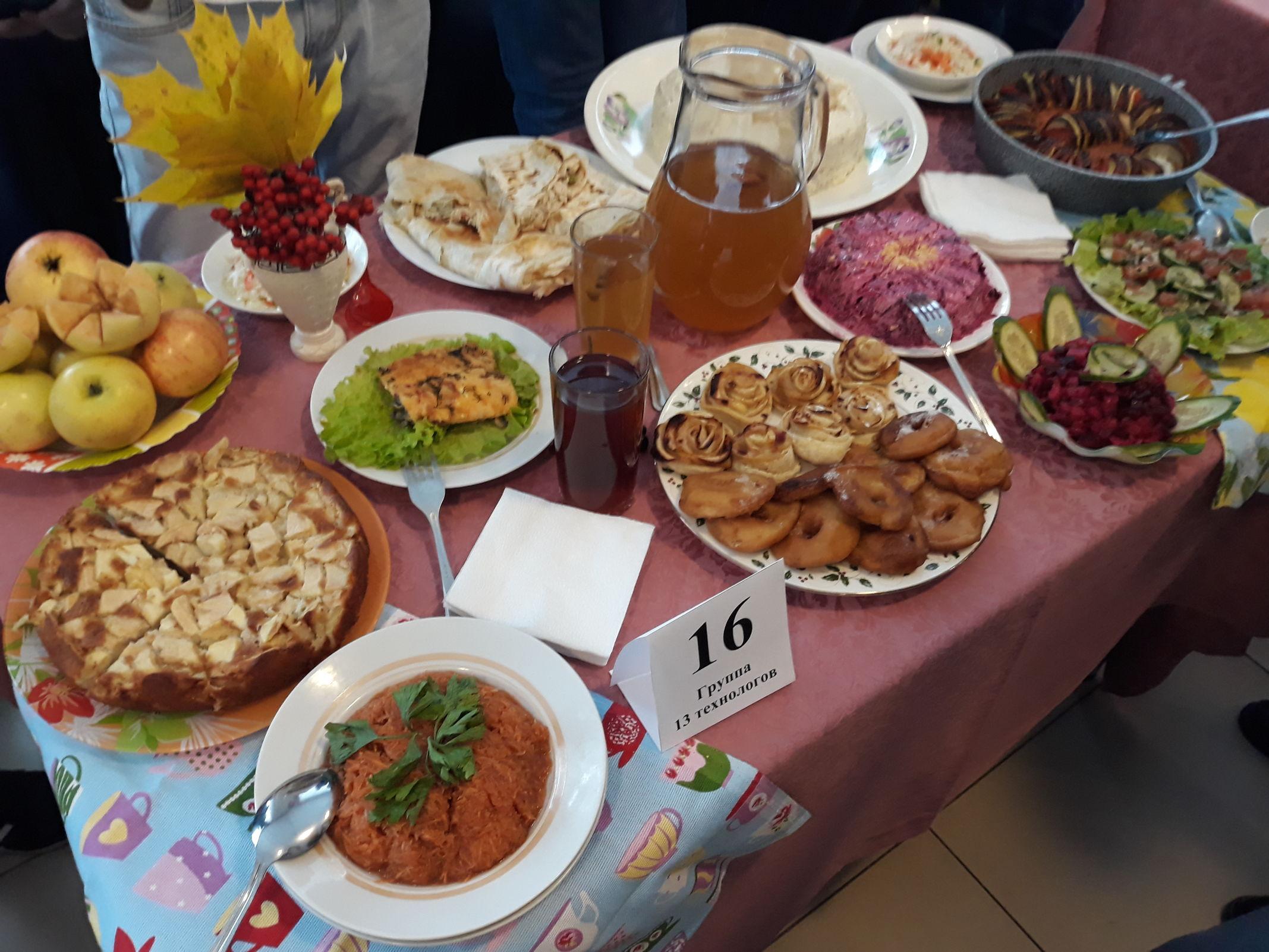 В Ярославле на кулинарном фестивале презентовали блюда из сезонных овощей