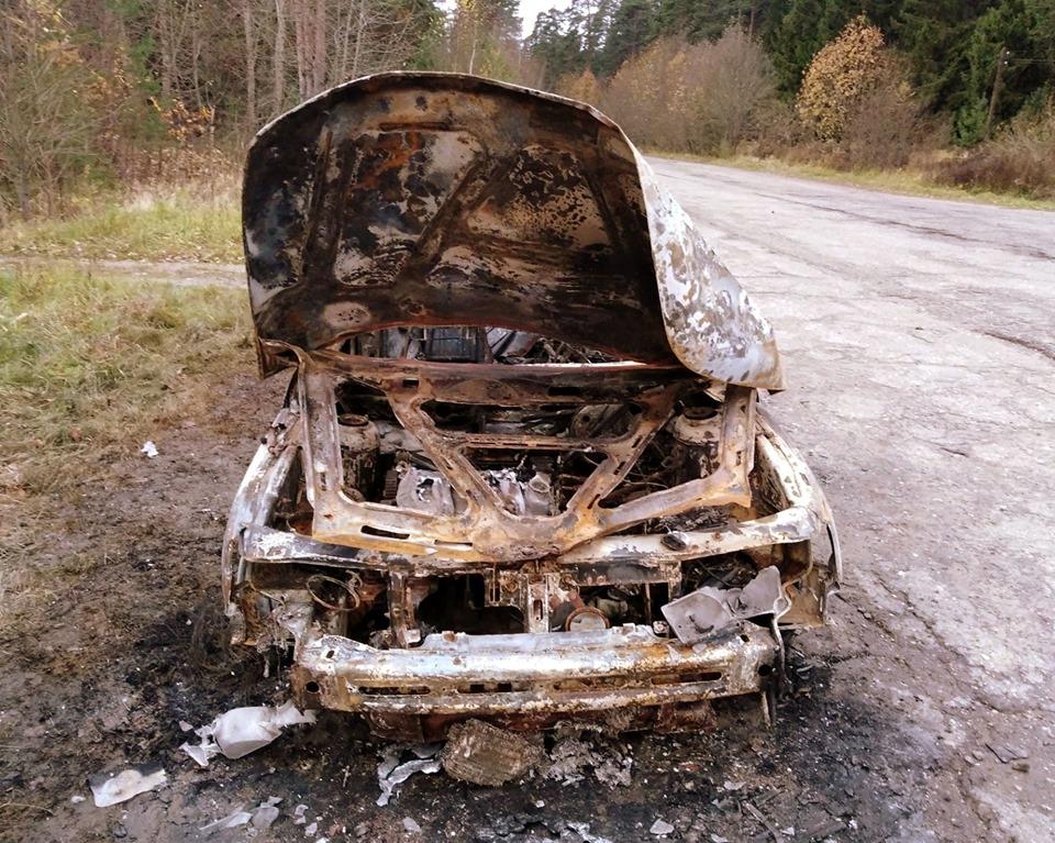 В Ярославской области подожгли машину журналистки