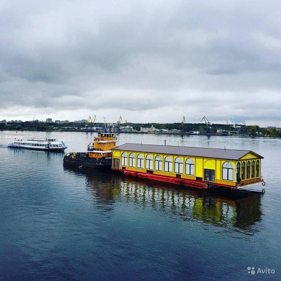 На сайте объявлений продают уцелевший кусочек ярославского «Титаника»