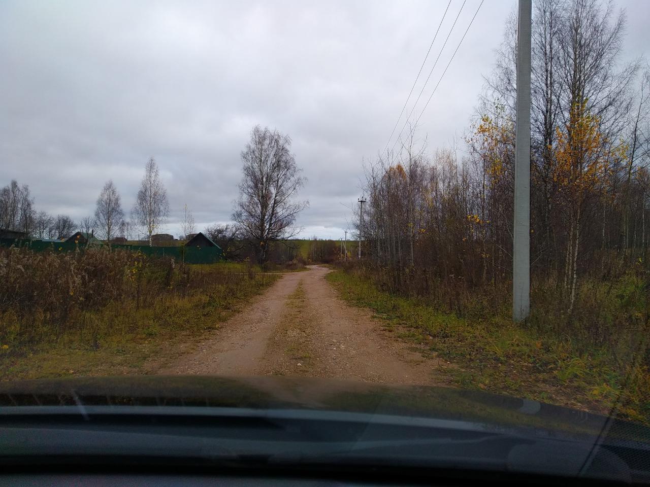В Ярославской области восстановили дорогу к деревне Шолохово