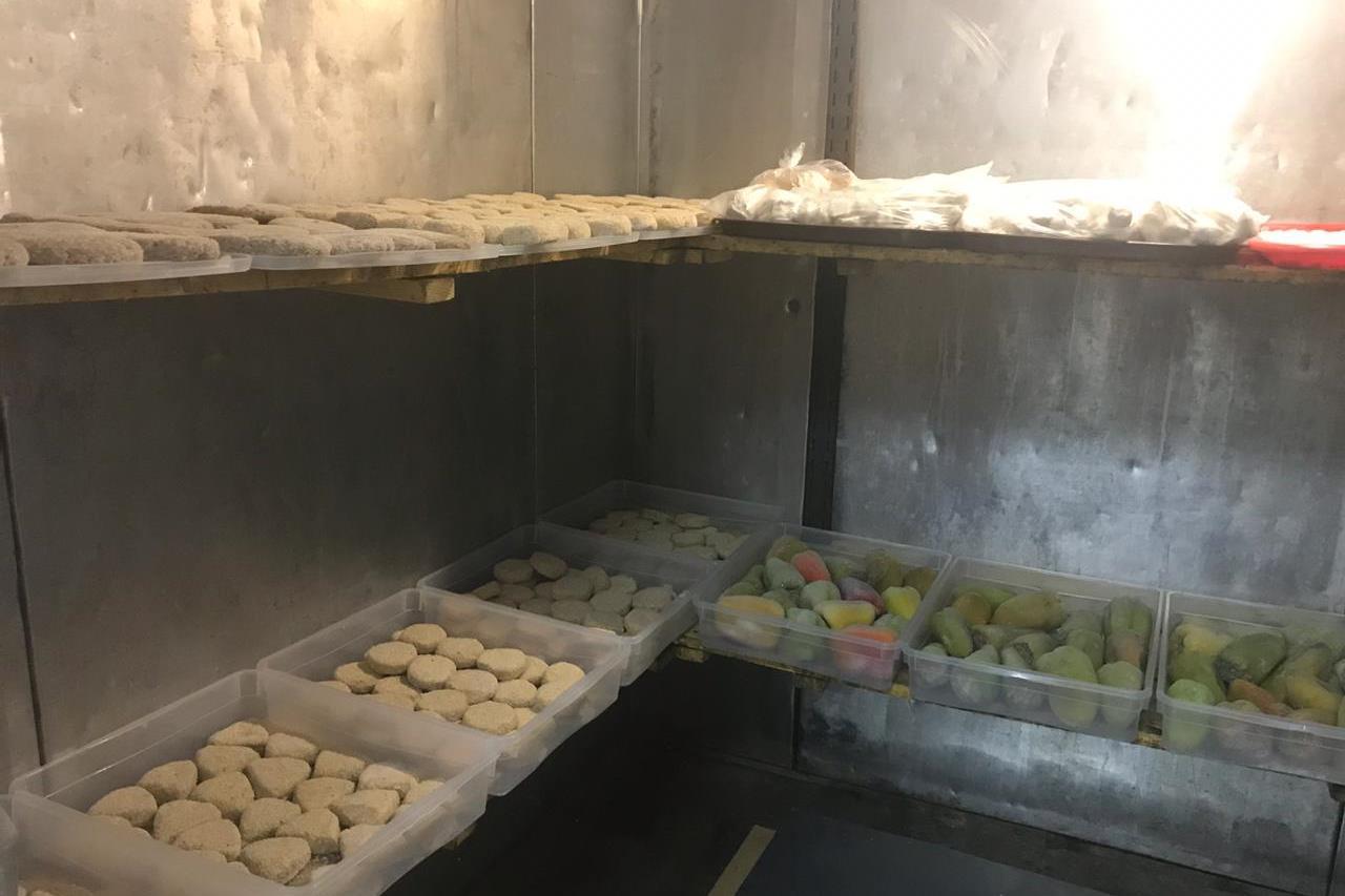 Заготовительный пункт в Ярославской области будет принимать фрукты, овощи и мясо