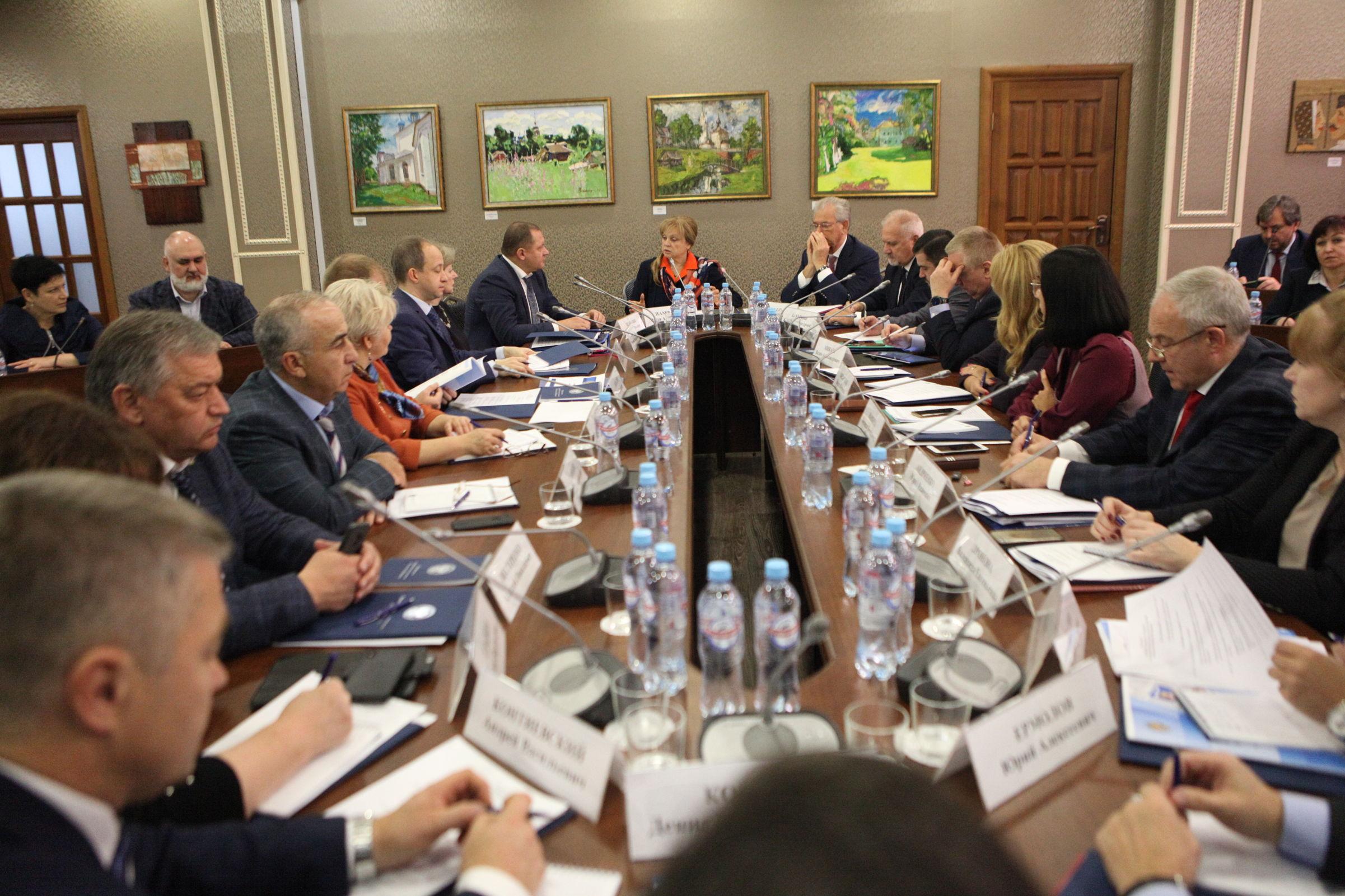 Глава ЦИК Элла Памфилова в Ярославской области подвела итоги избирательной кампании в России