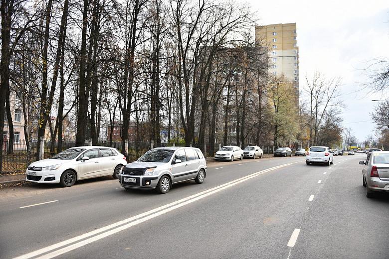 В Ярославле проверили отремонтированную улицу Угличскую: какие недочеты нашли