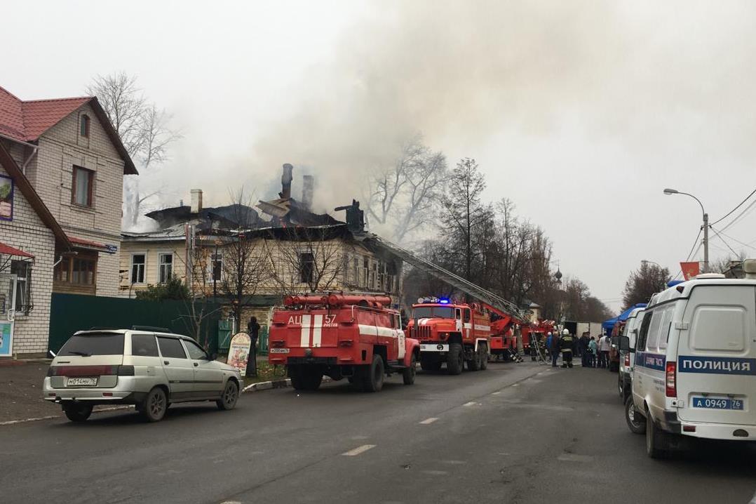 Новые жертвы: считавшегося пропавшим мужчину нашли на месте пожара в Ростове
