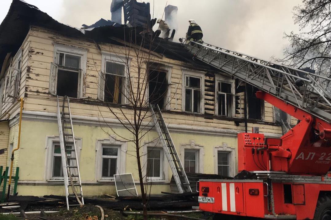 Пожар с семью погибшими в Ростове: новые подробности о состоянии пострадавших