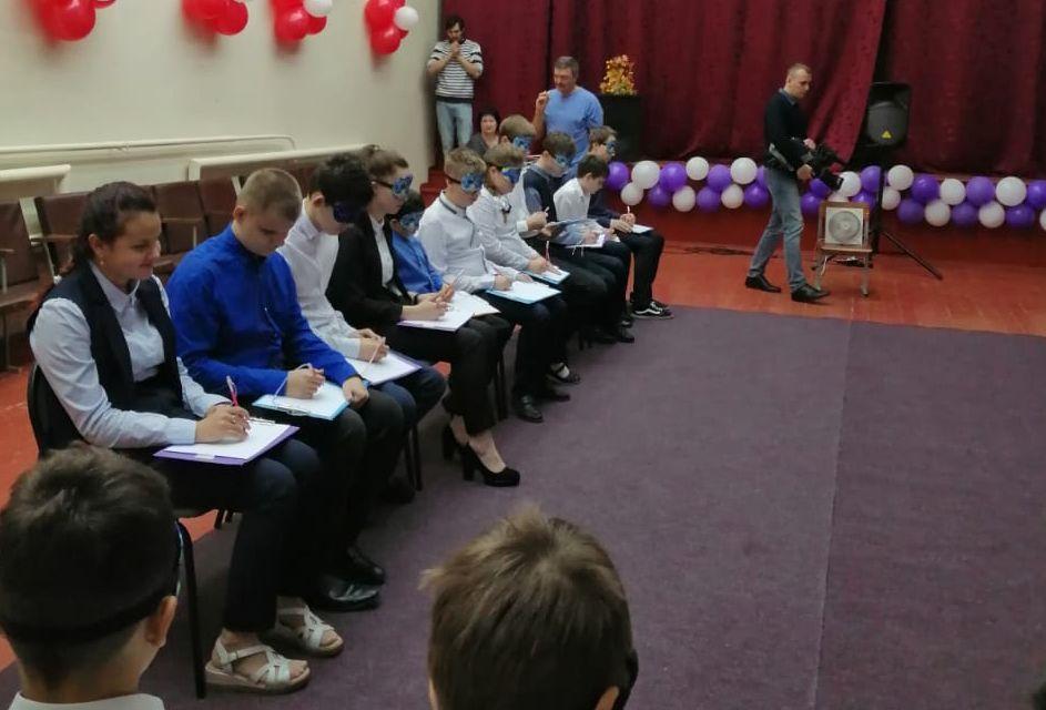 Воспитанники Гаврилов-Ямской школы-интерната приняли участие в интерактивном инклюзивном спектакле