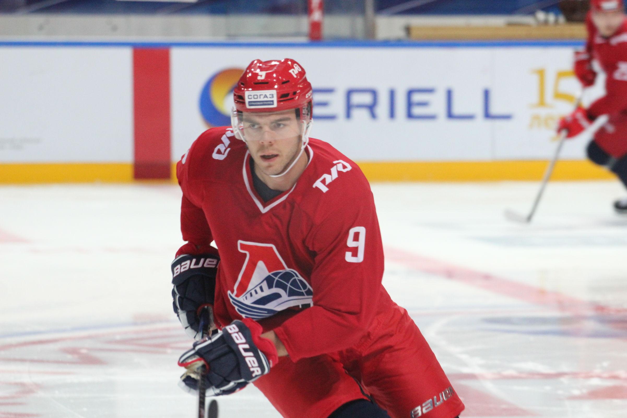 Чемпион мира в составе сборной Швеции перешел в «Локомотив»