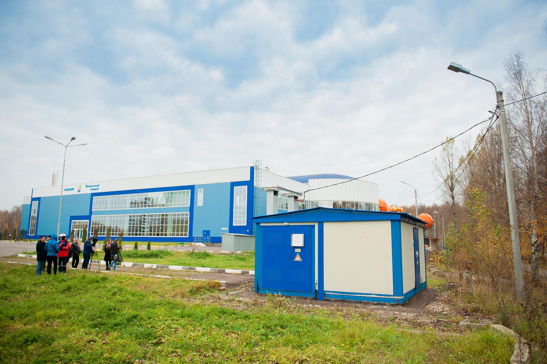 Энергетики «Россети Центр Ярэнерго» за пять лет отремонтировали и построили 482 энергообъекта в городе Ярославле