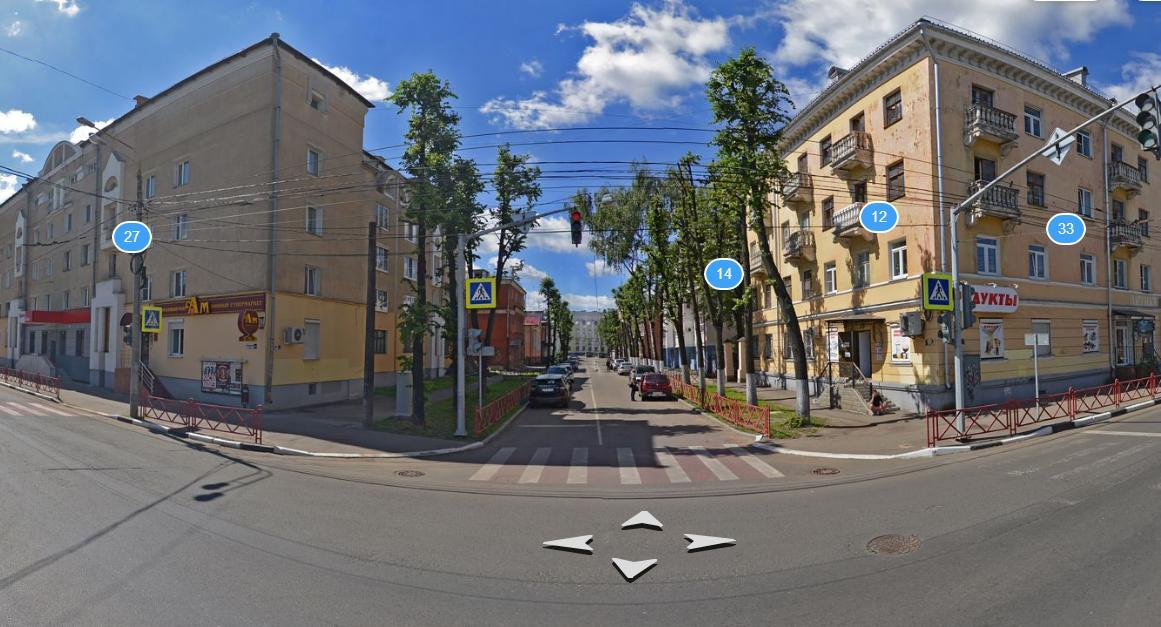 В Ярославле ограничат остановку и стоянку в центре города
