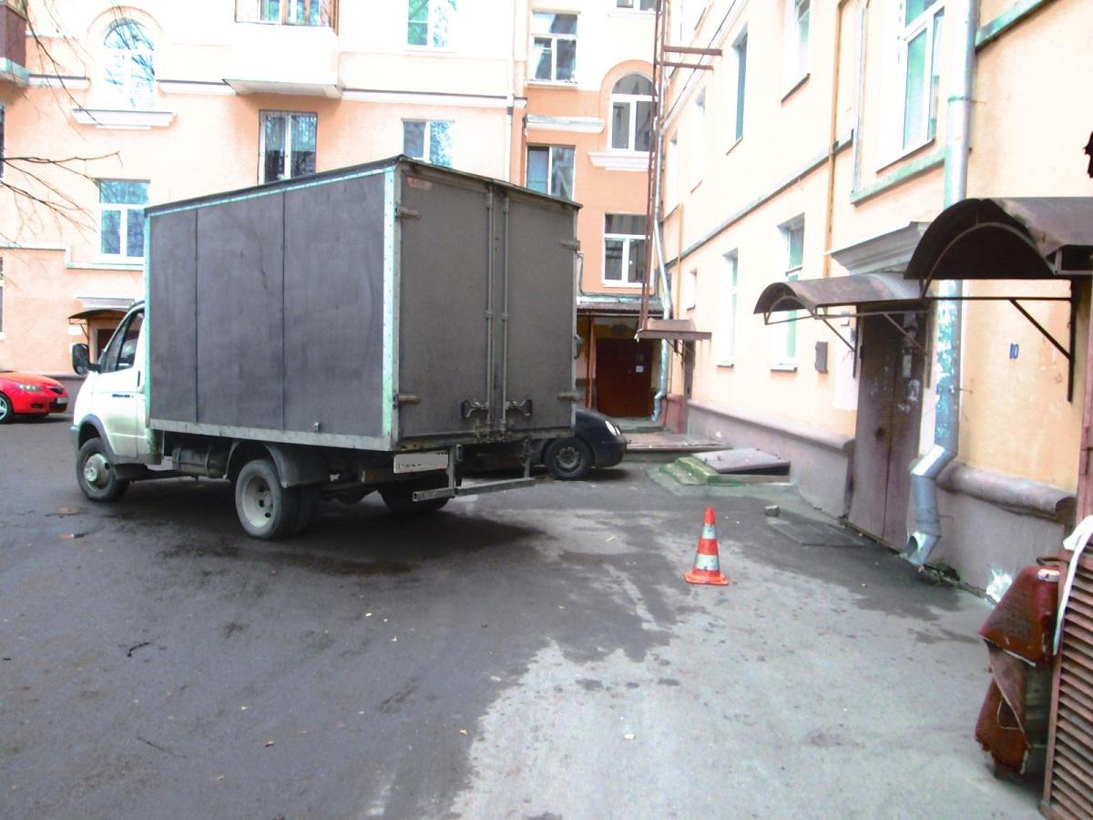 В Ярославле грузовик сбил девятилетнего мальчика