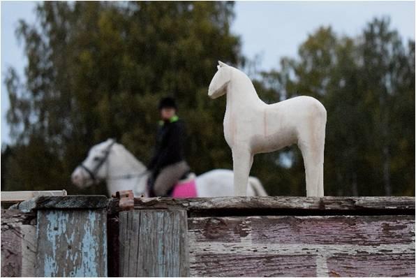 «Ярославская лошадка» появилась на Международном туристическом форуме