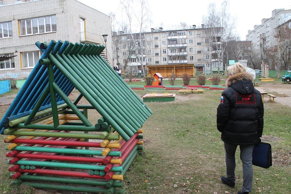 Уполномоченный по правам ребенка разбирается в деле об избиении воспитанницы детсада в Ярославле
