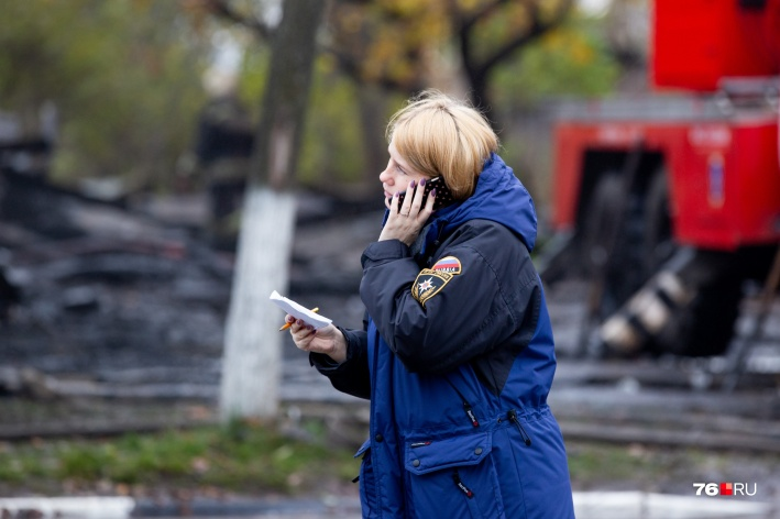 «Не говорим, что все будет хорошо»: психолог МЧС рассказала, как во время ЧП людей выводят из шока