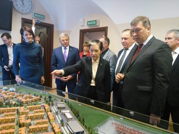 На всероссийском совещании в Ярославле обсудили вопросы расселения граждан из аварийного жилья