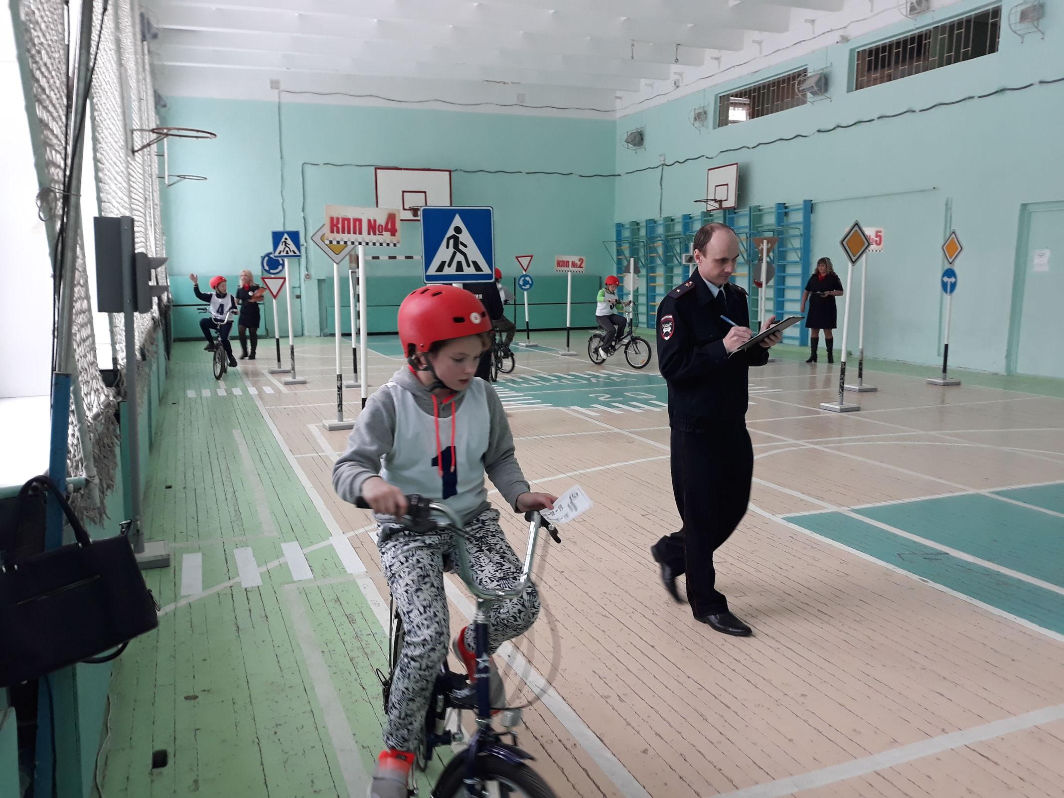 В региональном этапе всероссийского конкурса «Безопасное колесо» участвовали 22 команды юных инспекторов движения