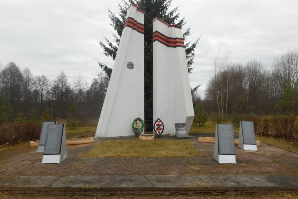 В Ярославской области благоустроили еще четыре военно-мемориальных объекта