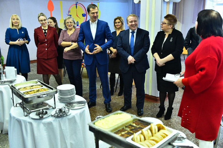 В ярославских школах введут спецкурс, посвященный здоровому питанию