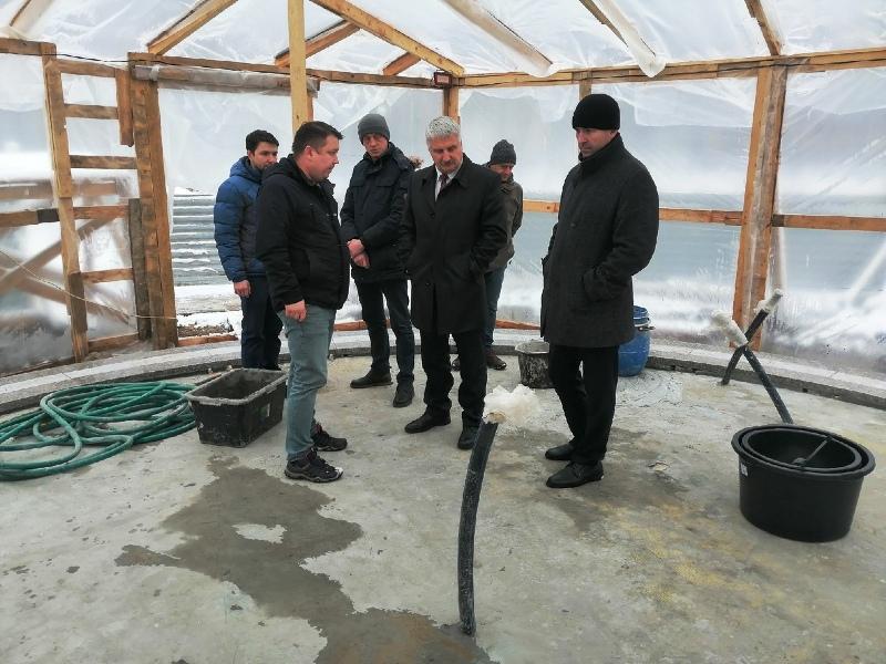 В микрорайоне Волжский в Рыбинске появится новый заграничный фонтан
