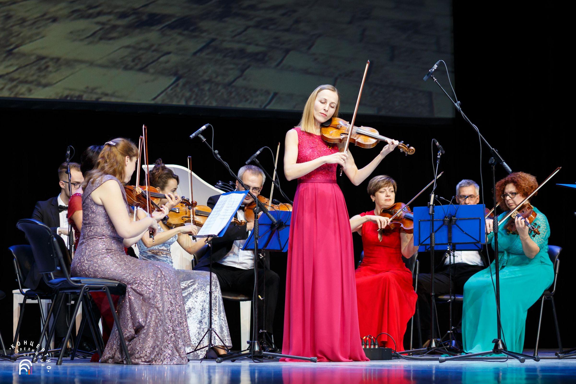 На «Коган-фестивале» в Ярославле представили уникальную скрипку, посвященную Валентине Терешковой