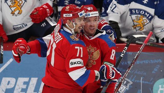 Защитник «Локомотива» сделал дубль в игре за сборную России