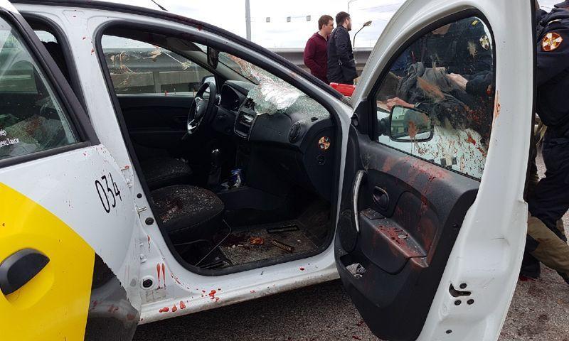 Ярославца, устроившего кровавую резню на развязке Юбилейного моста, признали невменяемым