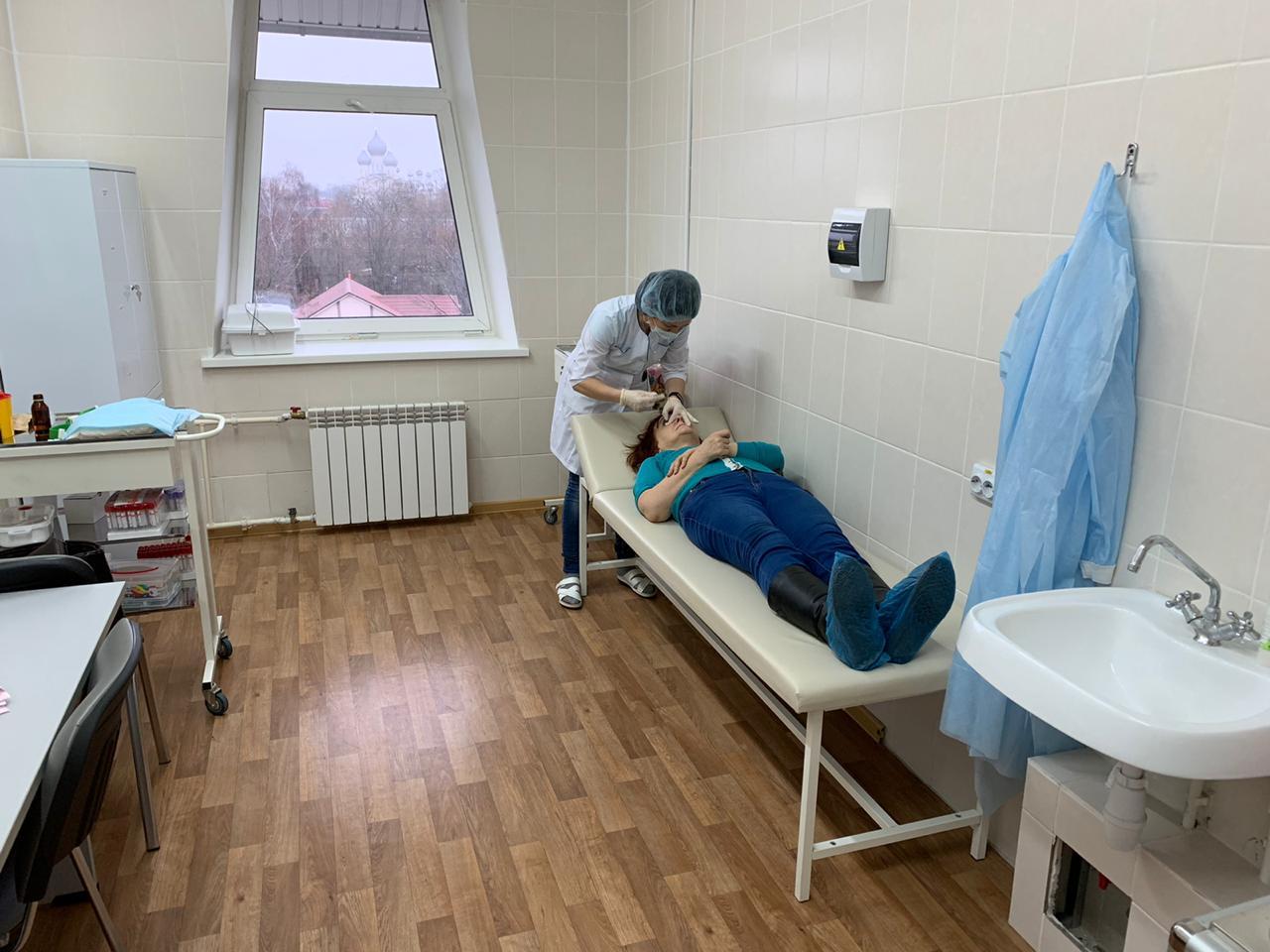 Жители Ростовского района могут пройти диспансеризацию в новом отделении медицинской профилактики