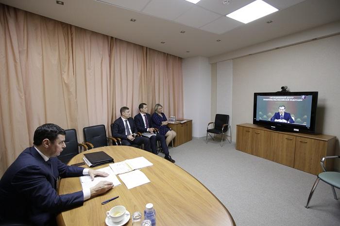 Дмитрий Миронов: в рамках нацпроекта реализуются 4 региональных проекта по поддержке малого и среднего бизнеса