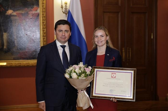 Дмитрий Миронов вручил ярославцам государственные награды