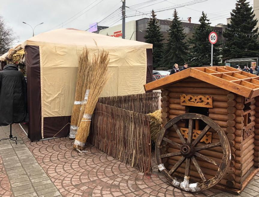 В центре Ярославля открылась ярмарка, посвященная неделе качества