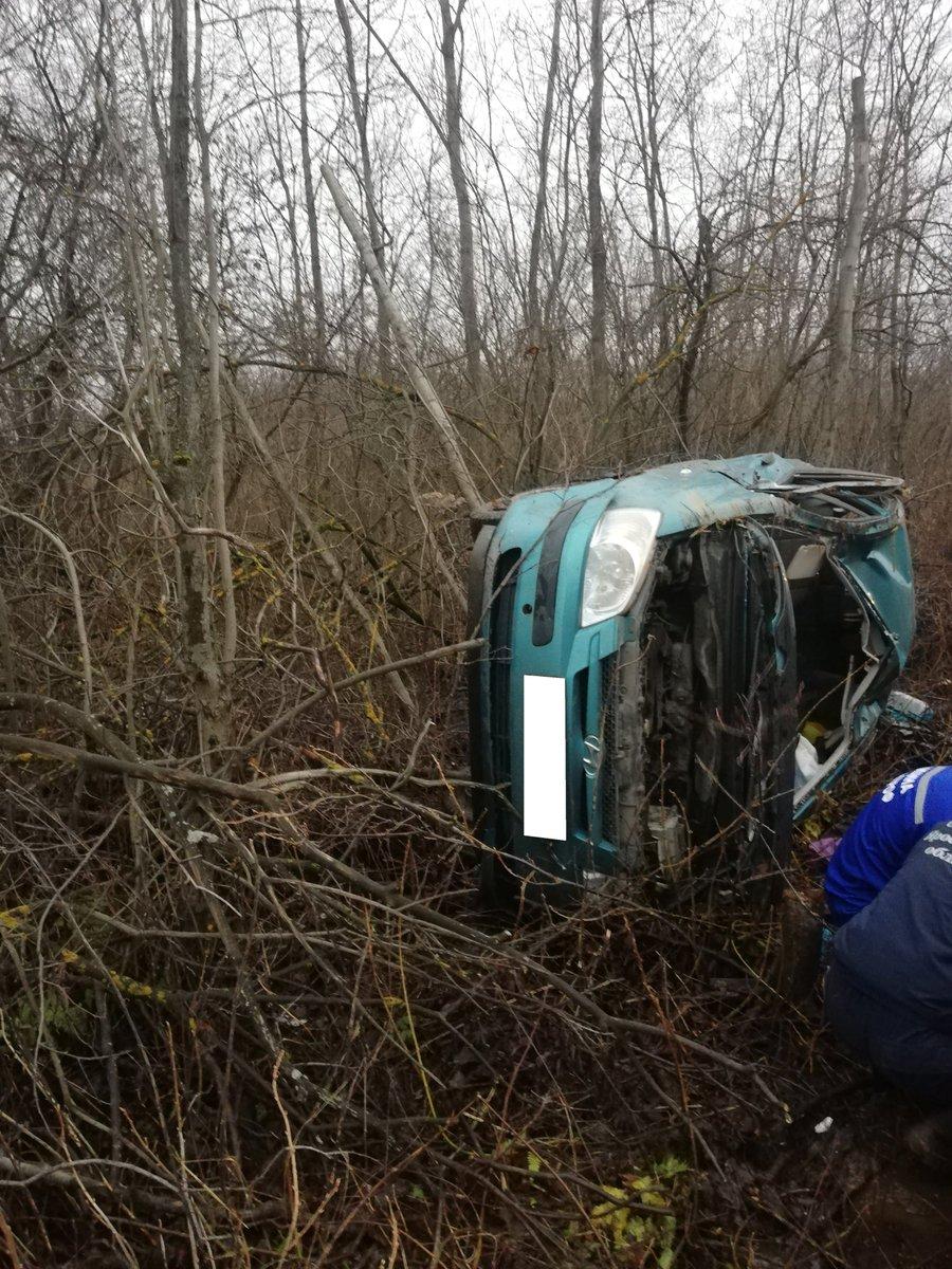 В Ярославском районе в результате ДТП погибла пассажирка иномарки, еще две получили травмы