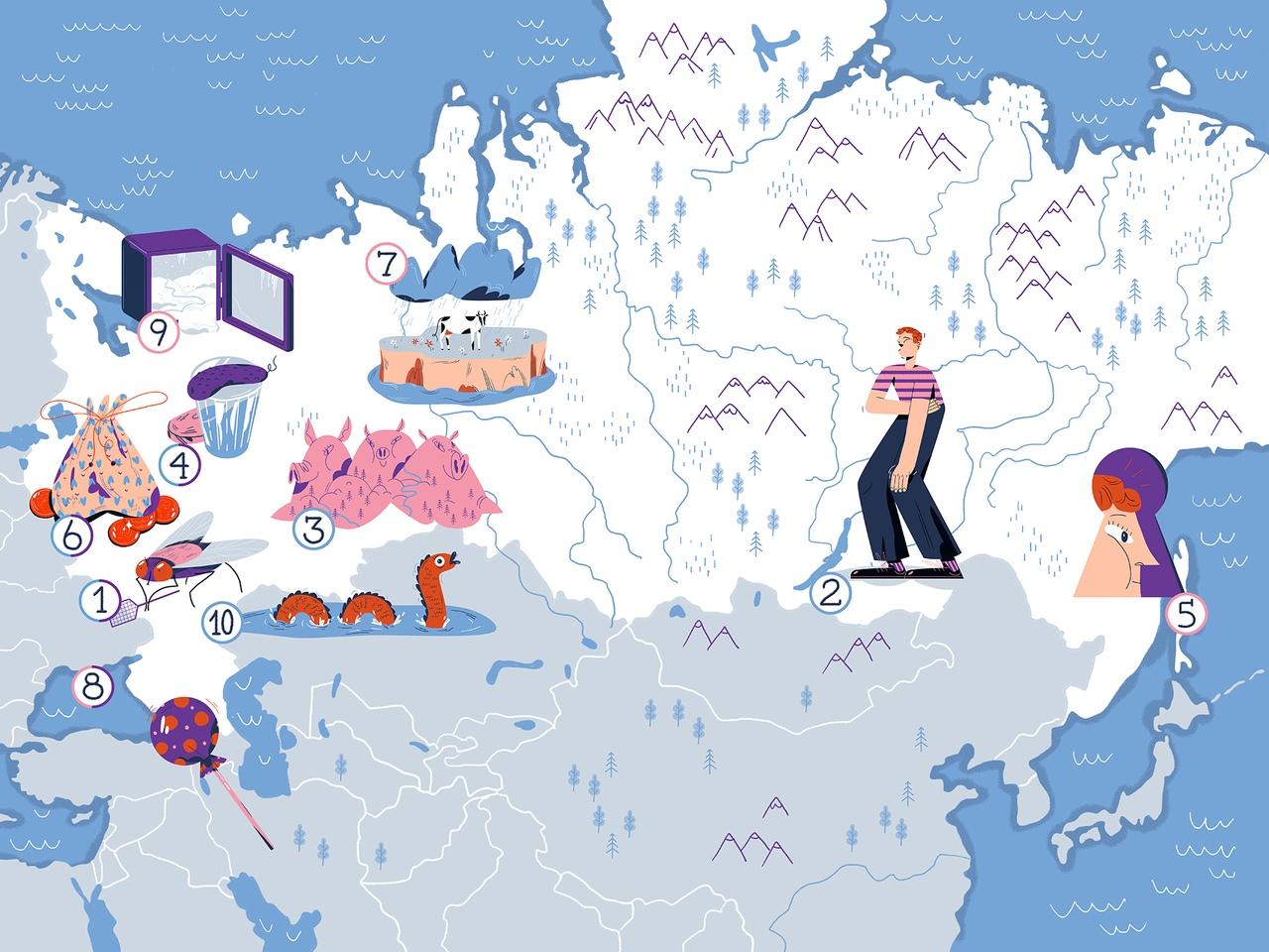 Бухалово в финале: село Ярославской области борется за титул населенного пункта с самым веселым названием