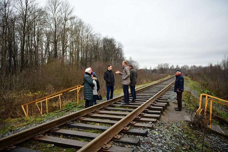 В Ярославле сохранят переход через железнодорожные пути в поселок Сокол