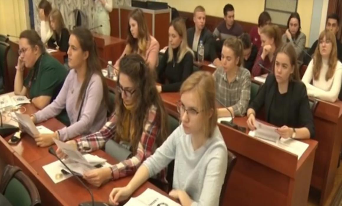 Студенты оценили проект бюджета Ярославской области на ближайшие три года