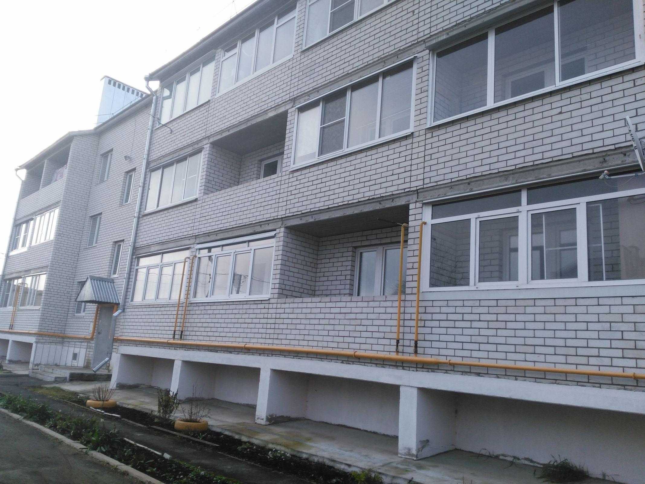 Жители дома в поселке Красный Октябрь в Ярославской области расселены