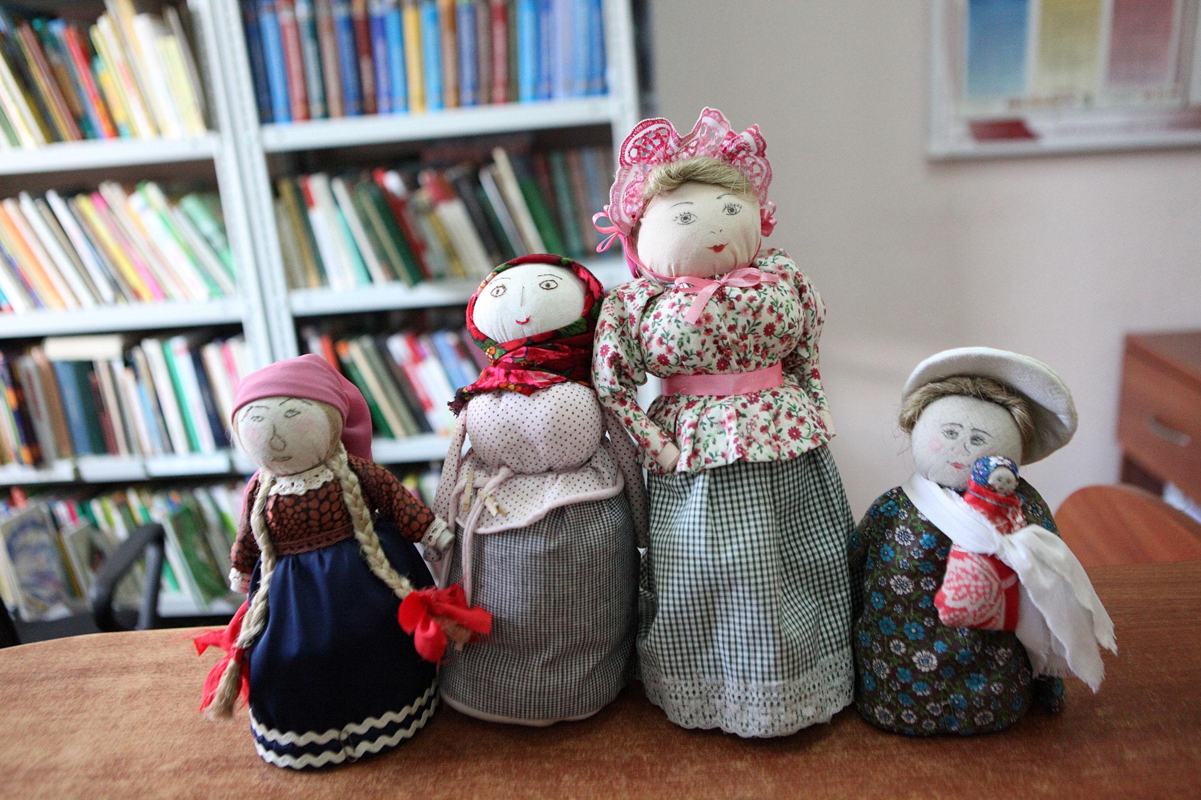 Магические игрушки. Почему кукол в Ярославле делали без глаз