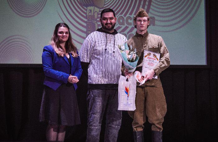 Гран-при регионального фестиваля «Красная гвоздика» вручили земляку поэта Льва Ошанина