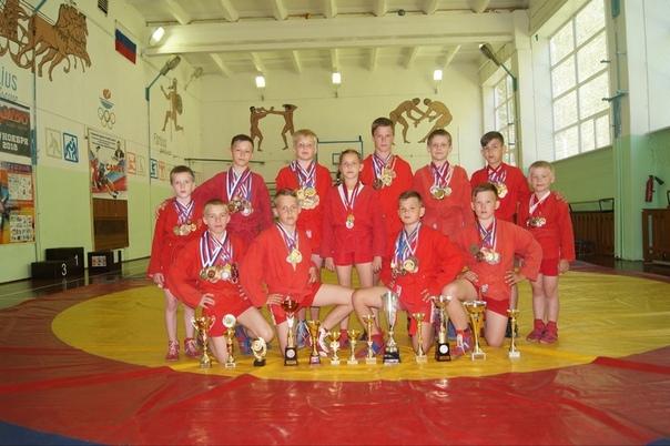 Самбисты из Ярославской области завоевали за два месяца почти три десятка медалей