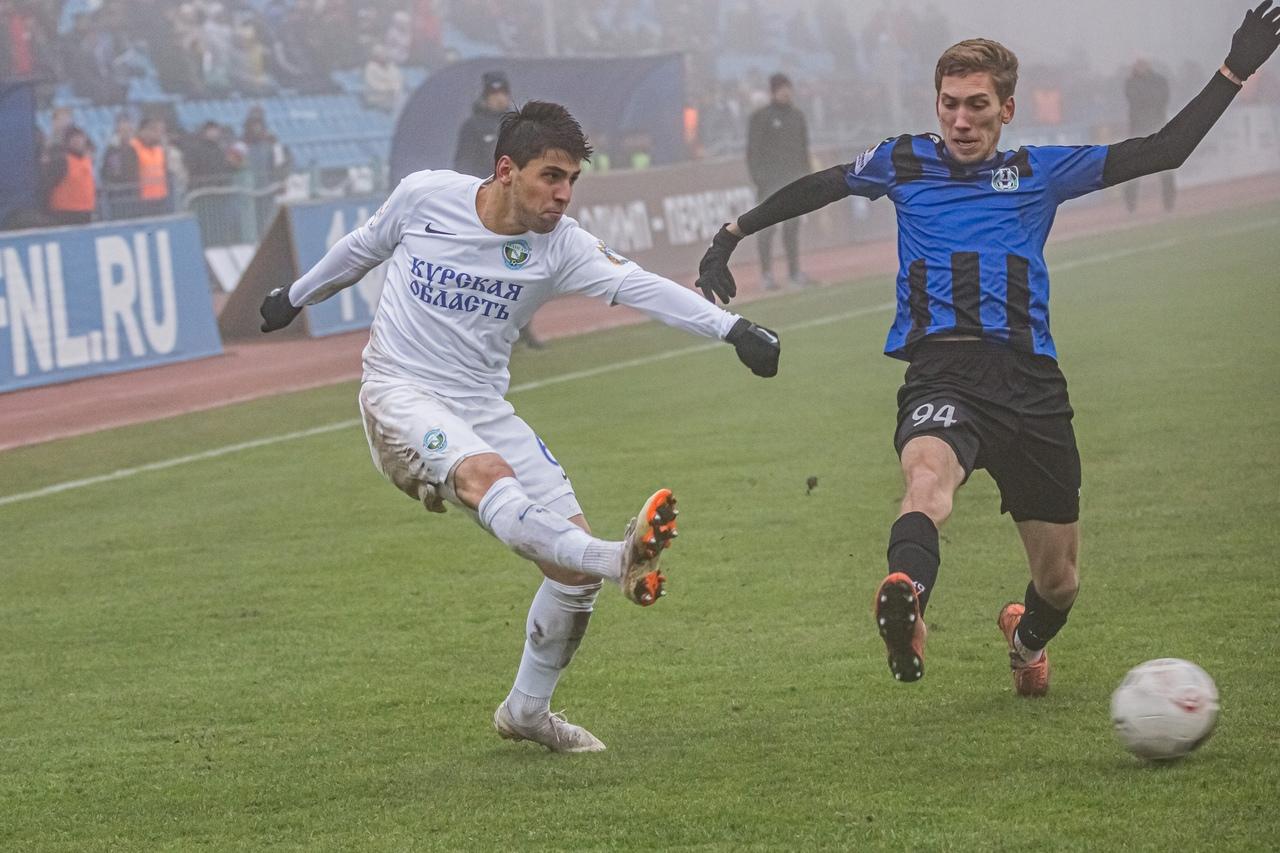 «Шинник» отыгрался с 0:2 в матче против «Авангарда»