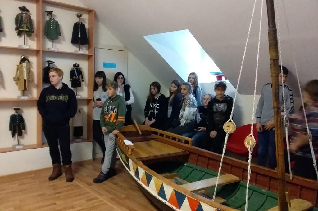 Школьники из разных регионов страны посетят Ярославскую область в рамках проекта «Добро пожаловать в музей!»