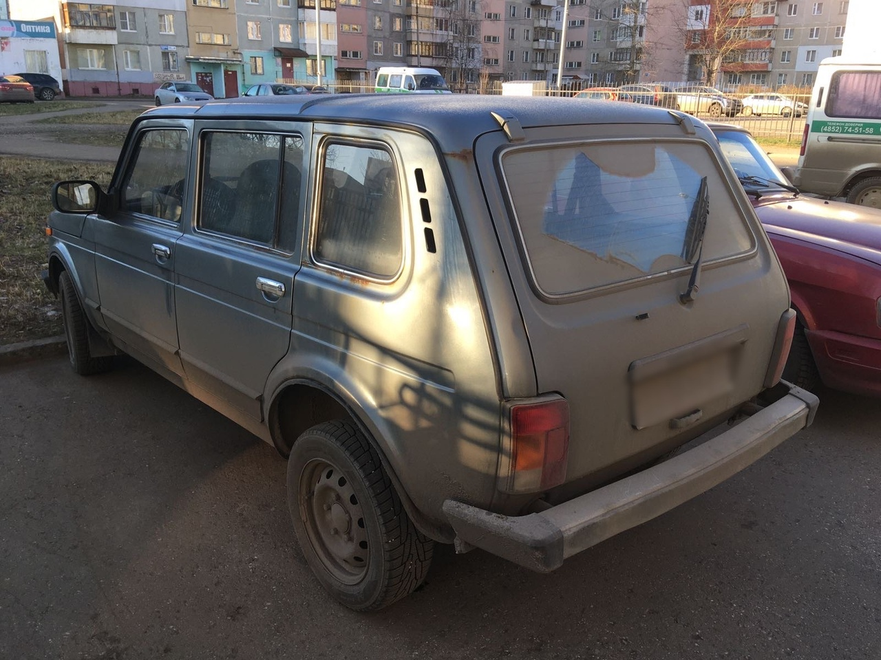 У ярославца забрали машину за налоги и долги ЖКХ: фото